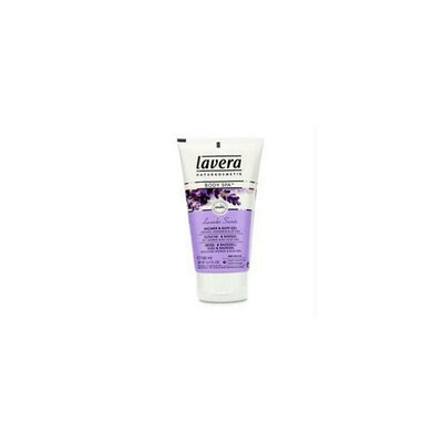 Lavera 14588926603 Body SPA - Shower &amp- Bath Gel Lavender - Aloe Vera - 150ml-5oz