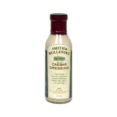 Smith & Wollensky, Drssng Caesar, 12 OZ (Pack of 6)