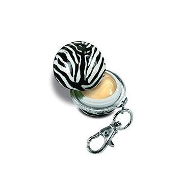 Twist Pout Lip Balm SPF 20 Ballmania Twist & Pout Lip Balm SPF 20 Lip Clip Key Chain Safari