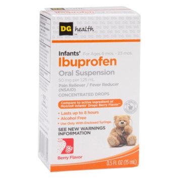 DG Health Infant Ibuprofen Drops - Berry, 0.5 oz