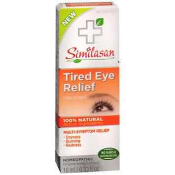 Similasan Tired Eye Relief, .33 fl oz