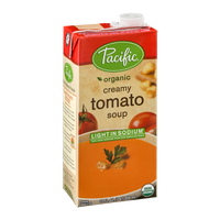 Pacific Organic Light Sodium Creamy Tomato Soup