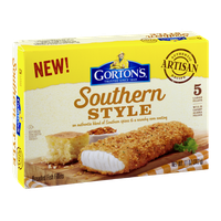 Gorton's Breaded Fish Fillets Southern Style - 5 CT