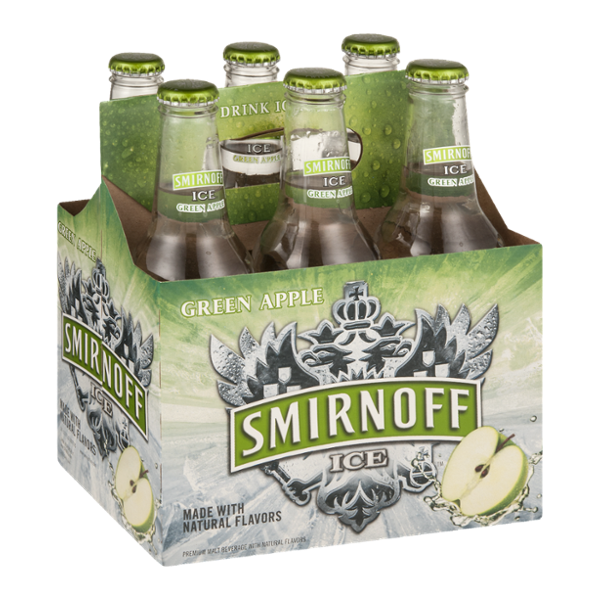 SMIRNOFF® Ice™ Green Apple