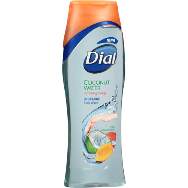Dial Body Wash Coconut Water & Mango