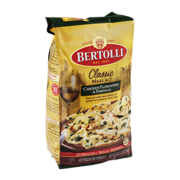 Bertolli® Classic Meal for Two Chicken Florentine & Farfalle