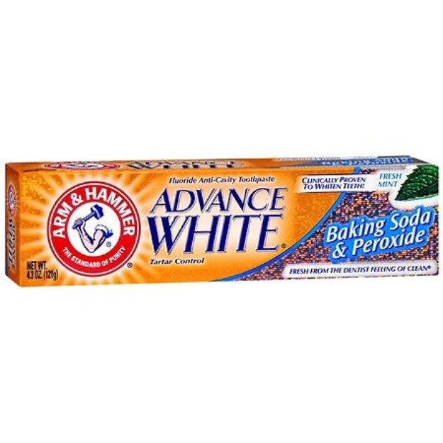 Arm & Hammer Dental Care Advance White Extreme Whitening Baking Soda & Peroxide Toothpaste