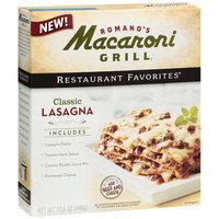 Romano's Macaroni Grill Restaurant Favorites Classic Lasagna Dinner Kit, 17.5 oz