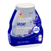 Ahold Liquid Water Enhancer Sport Blue Raspberry