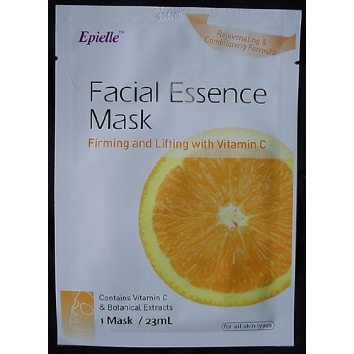 Epielle FACIAL ESSENCE MASK Firming & Lifting VITAMIN C 1 Face Mask