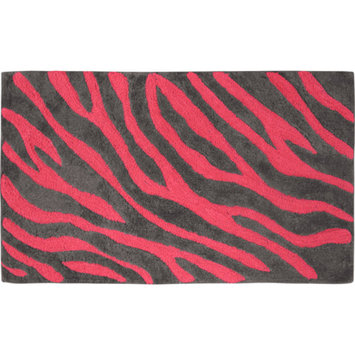 Allure Home Creation Neon Safari Bath Rug