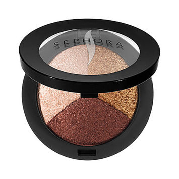 SEPHORA COLLECTION Microsmooth Eyeshadow Trio 02 Sunray