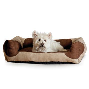 K & H Classy Lounger Bolster Pet Bed - 20