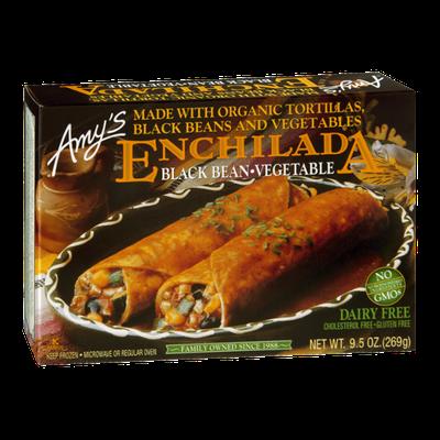 Amy's Enchilada Black Bean Vegetable