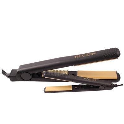 Revlon Dual Voltage Straighten Disc Travel Hair Straightener