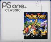 Sony Computer Entertainment Motor Toon Grand Prix - PSOne Classic DLC