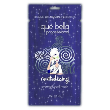 Que Bella Professional Overnight Mask 0.5 Oz