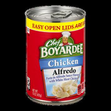 Chef Boyardee Chicken Alfredo