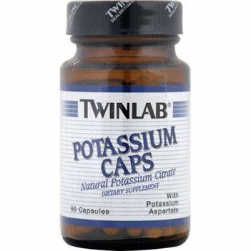 Twinlab Potassium Caps 90 Capsules