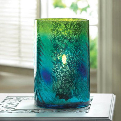 Koehlerhomedecor Mediterranean Gradient Candle Vase