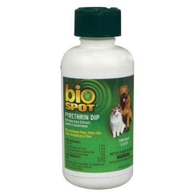 Farnam Companiesinc Bio Spot Flea & Tick Dip with Pyrethrin, 4-ounce