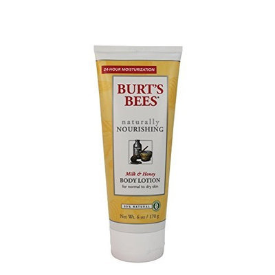 Burt's Bees Naturally Nourishing Milk & Honey Body Lotion - 6 oz