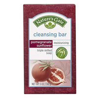 Nature's Gate Cleansing Bar Pomegranate Sunflower