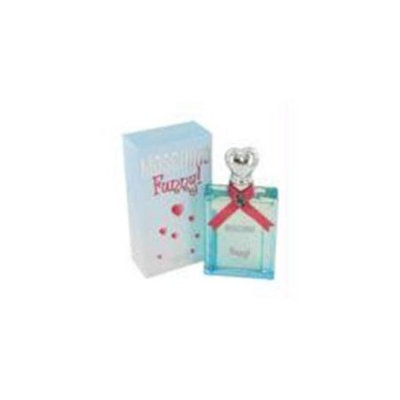 Moschino Funny by Moschino Eau De Toilette Spray .85 oz