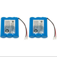 Replacement Battery 2422 (2 Pack) For AT & T, Panasonic, GE And Vtech Cordless Phones