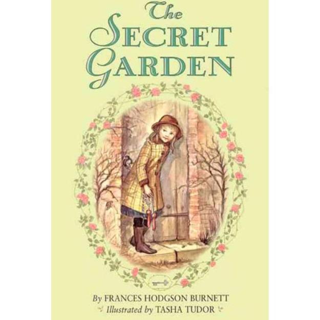 The Secret Garden (Deluxe) (Hardcover)