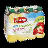 Lipton Diet Mixed Berry Green Tea- 12 PK
