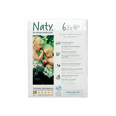 Nature Babycare Eco-Diapers