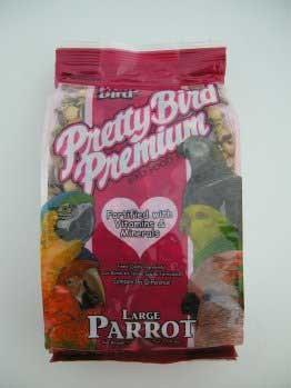 Pretty Bird International BPB61125 Premium Large Parrot 25lb