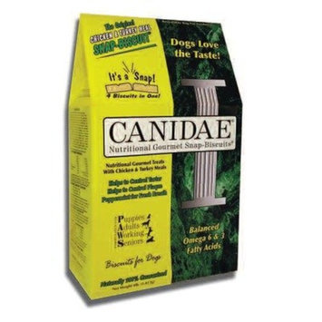 Canidae Pet Foods Canidae Dog Treats, Snap Biscuits, Lamb and Rice Flavor, 1-Pound