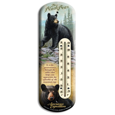 American Expedition BTHM-101 BACK PORCH THERM - BLACK BEAR