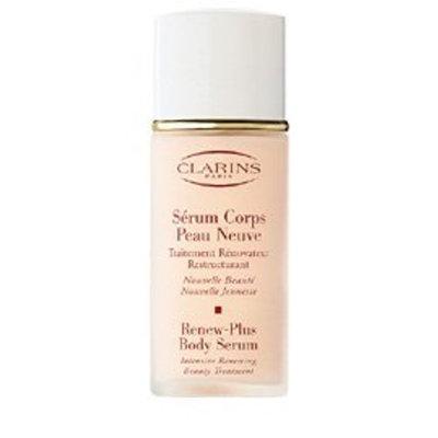 Clarins Renew-plus Body Serum Beauty Treatment, 4.2-Ounce