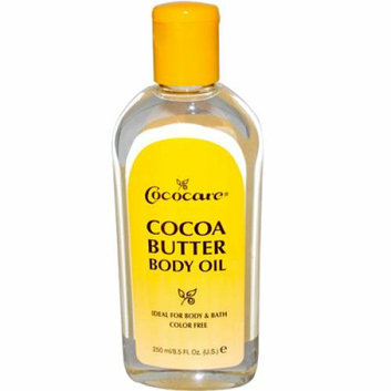 Cococare Cocoa Butter Body Oil 8.5 fl oz