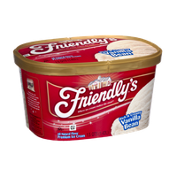 Friendly's Rich & Creamy Vanilla Bean Premium Ice Cream