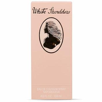 White Shoulders 4.5oz Eau de Cologne Women