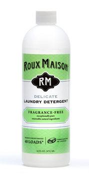 Roux Maison Delicate Laundry Detergents, Fragrance Free, 16 oz