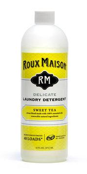 Roux Maison Delicate Laundry Detergents, Sweet Tea, 16 oz