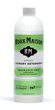 Roux Maison Sport Laundry Detergents, Fragrance Free, 16 oz