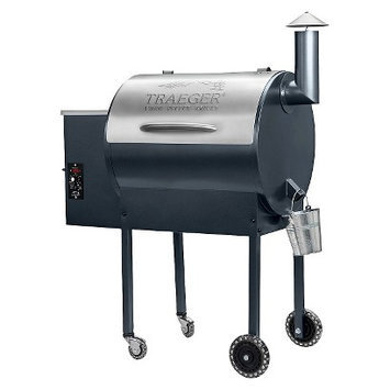 Pellet Grills: Traeger Lil' Tex Elite: Limited Edition Wood Pellet