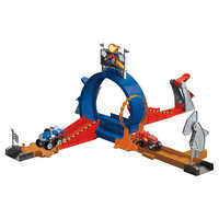 Fisher Price Fisher-Price Nickelodeon Blaze and the Monster Machines Monster Dome Playset