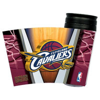 TNT Media Group Cleveland Cavaliers Insulated Travel Tumbler