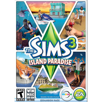 Electronic Arts The Sims 3 Island Paradise - Electronic Software Download (PC/Mac)