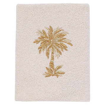 Avanti Oasis Palm Washcloth