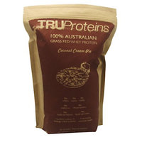 Truproteins 8770005 Australian Grass Fed Whey Protein - Coconut 2.1 Lbs.