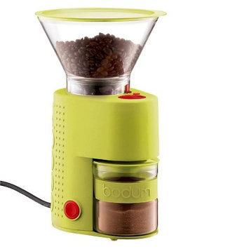 Bodum - Bistro Electric Coffee Grinder - Lime Green