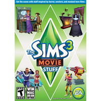 Electronic Arts The Sims 3 Movie Stuff - Electronic Software Download (PC/Mac)